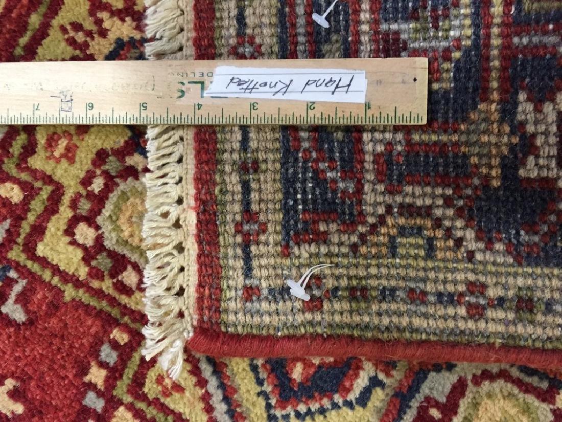 Classic Serapi Design Wool Runner Rug 2.6x8 - 7