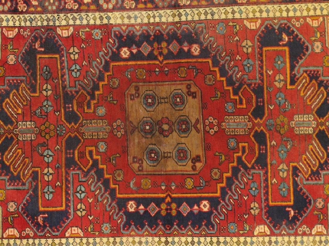 Persian Hamadan Rug 4x6.6 - 2