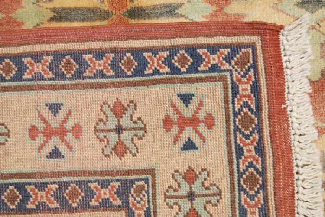 Nice Looking Hand Made Turkish Konya Rug 5.3x6.8 - 3