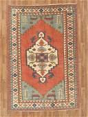 Persian Nain Rug 5.1x7.9