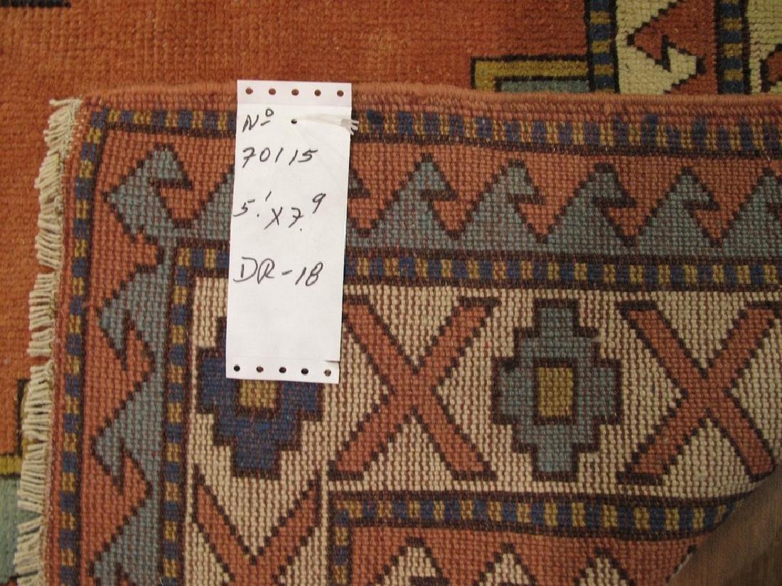 Persian Nain Rug 5.1x7.9 - 9