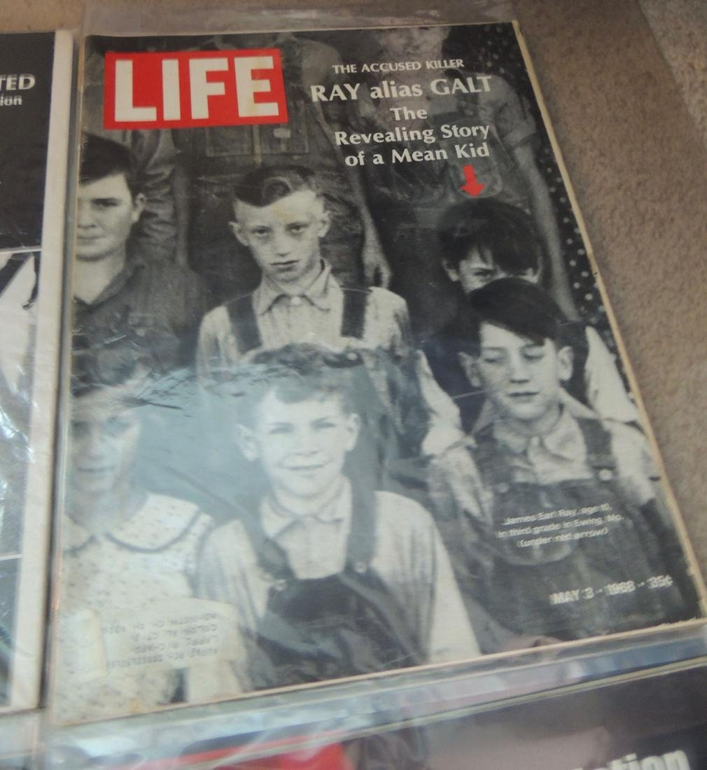 LIFE 1960's Mixed 12 Issues - 5