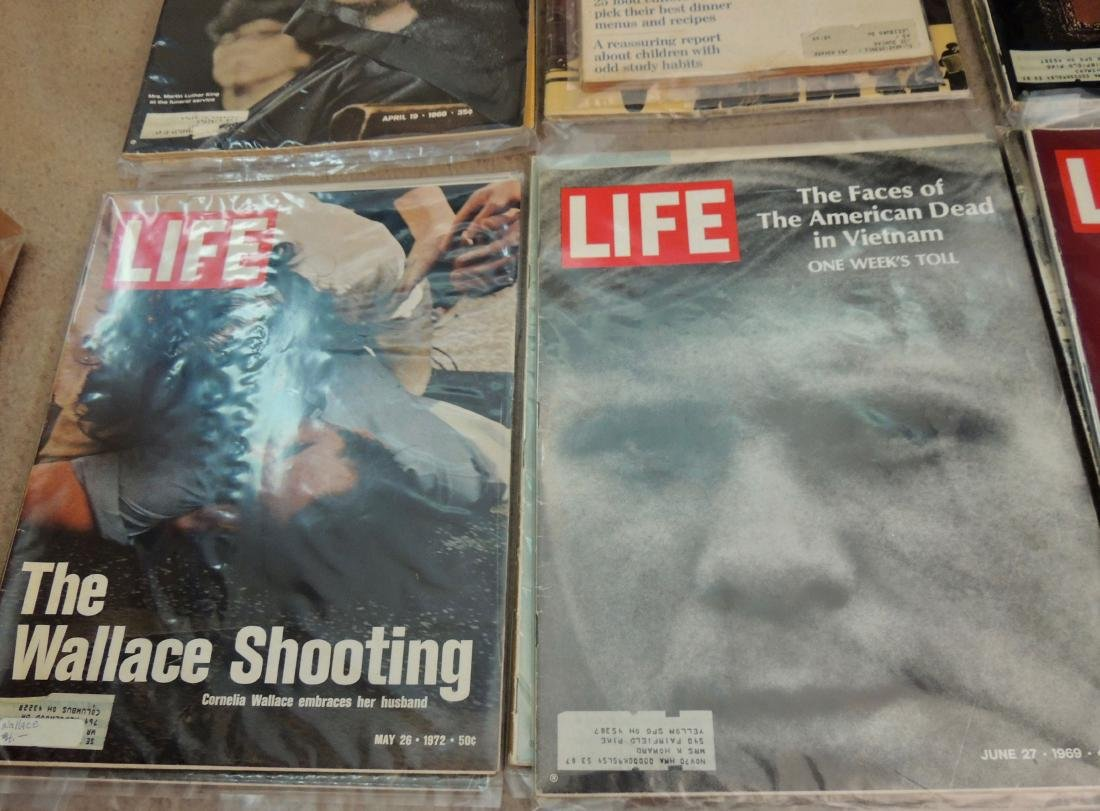 LIFE 1960's & '70's Mixed 13 Issues - 4