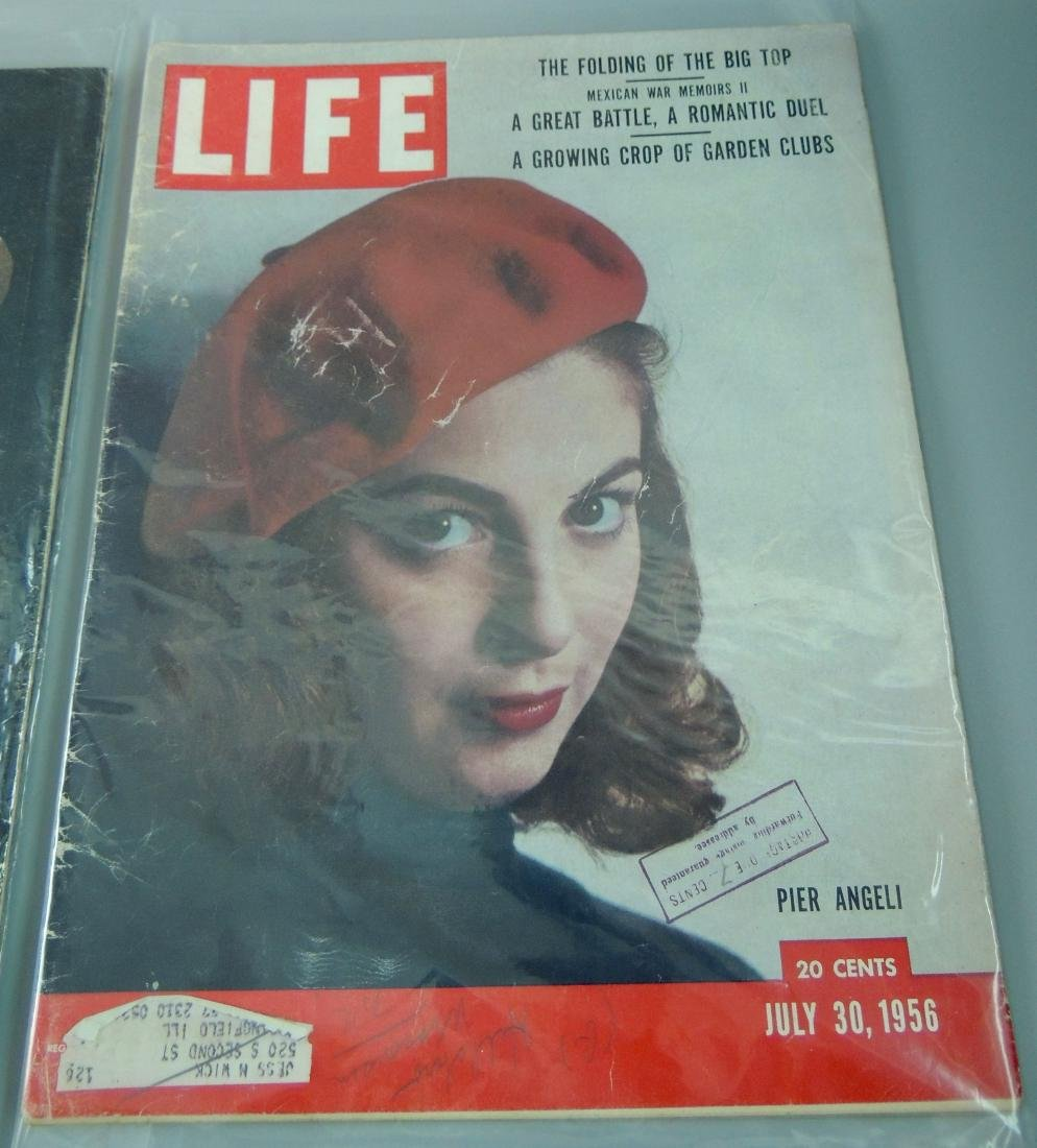LIFE 1956, 2 Issues, Russian Terror - 3