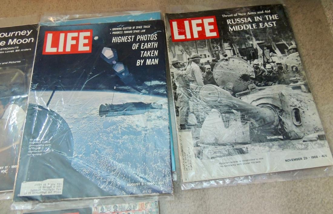 LIFE 1960's, '70 & '96 Mixed 10 Issues - 4