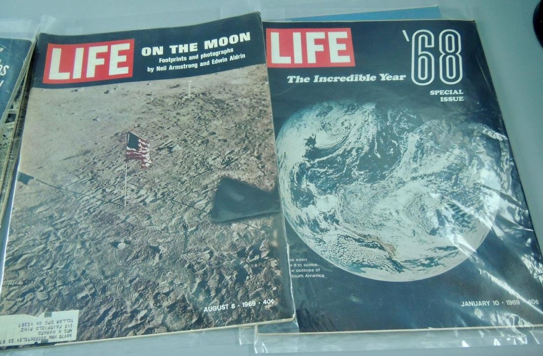 LIFE 1960's, '70 & '96 Mixed 10 Issues - 6