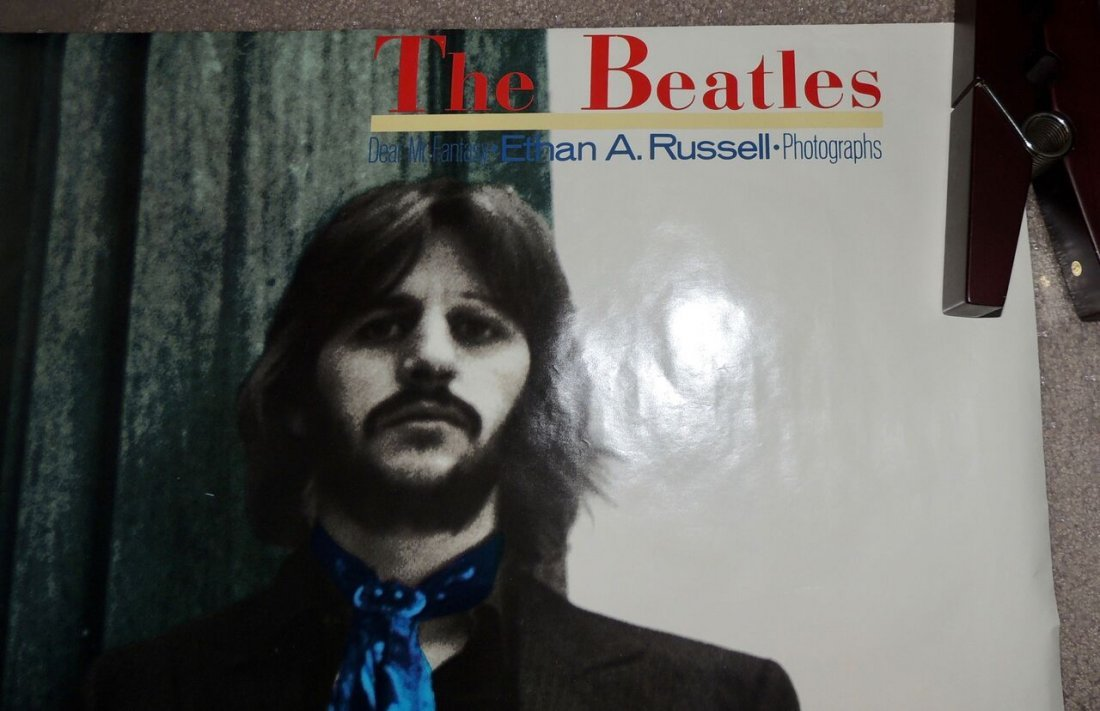 Beatles Dear Mr. Fantasy by Ethan Russell, Massive - 4