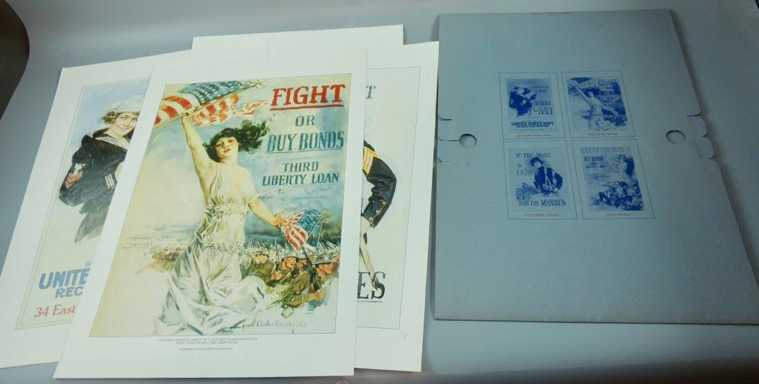 The Christy Girls Poster Set Folder - 6
