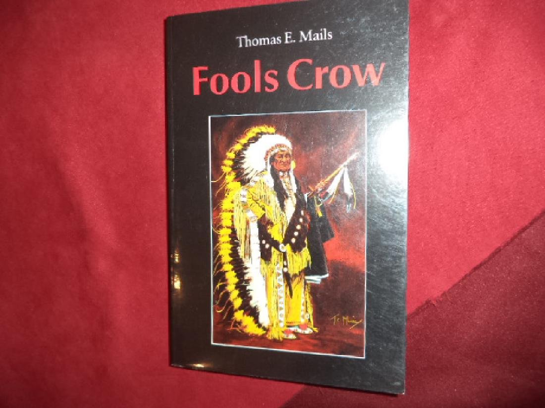 Fools Crow Inscribed by author First edition thus Mails