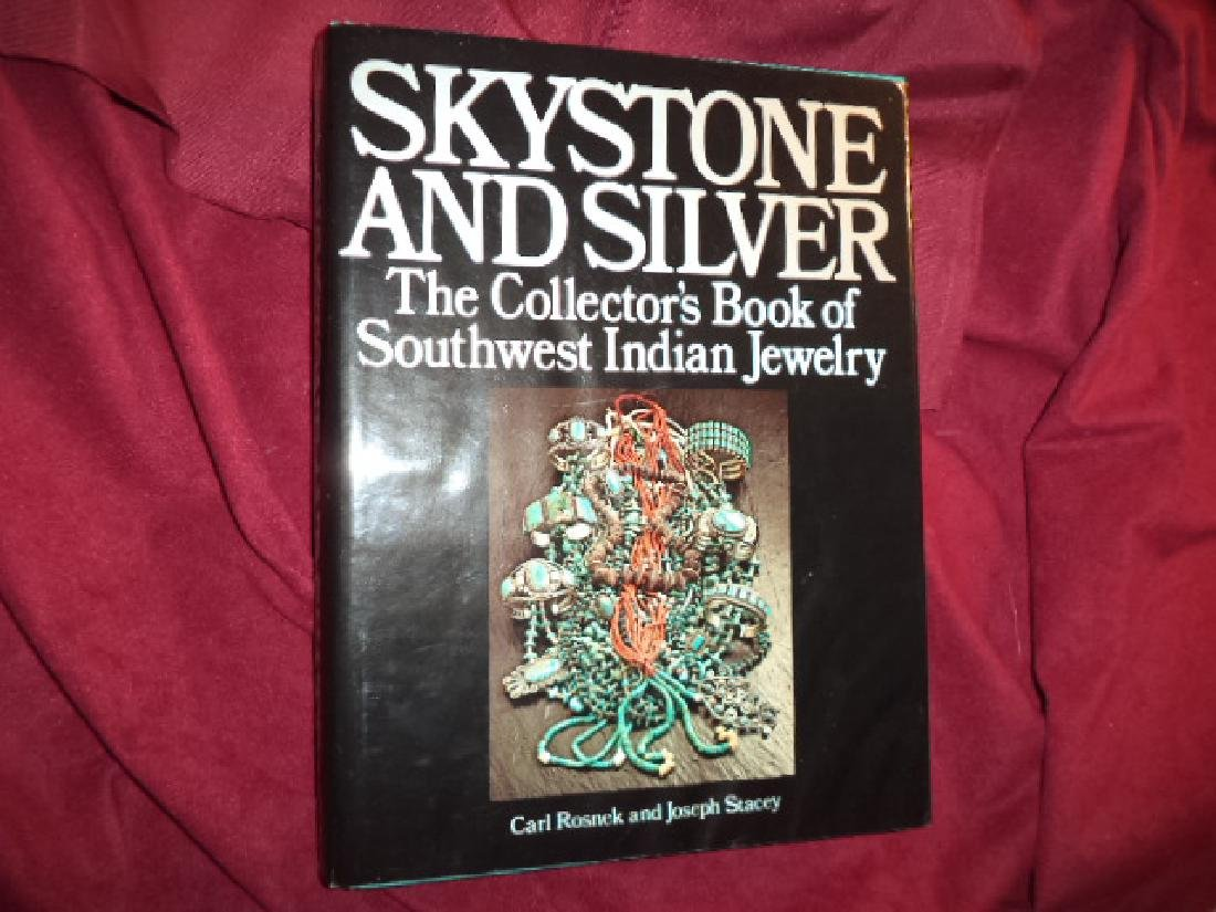 Skystone Silver Collectors Southwest Indian Jewelry