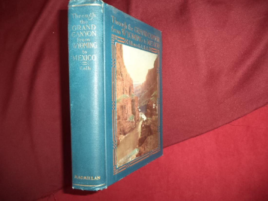 Grand Canyon from Wyoming to Mexico First edition