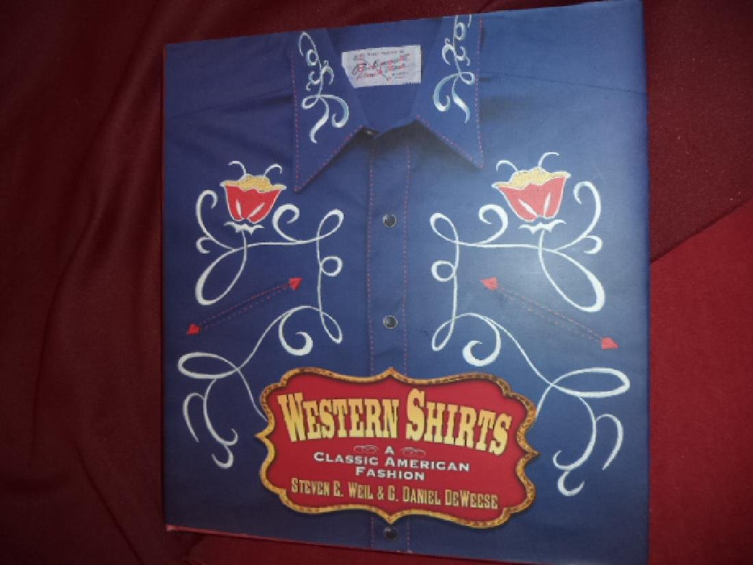 Western Shirts Inscribed Classic American Fashion