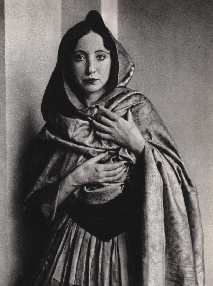 BRASSAI - Anais Nin, 1932