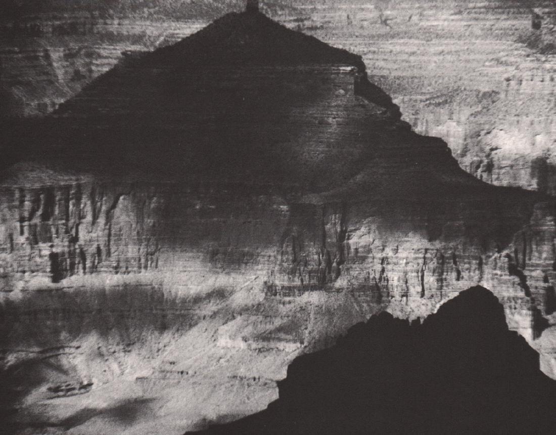 ALVIN LANGDON COBURN - The Great Temple