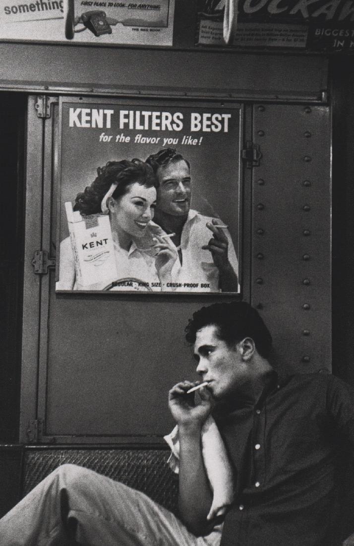 BRUCE DAVIDSON - Kent Filters Best