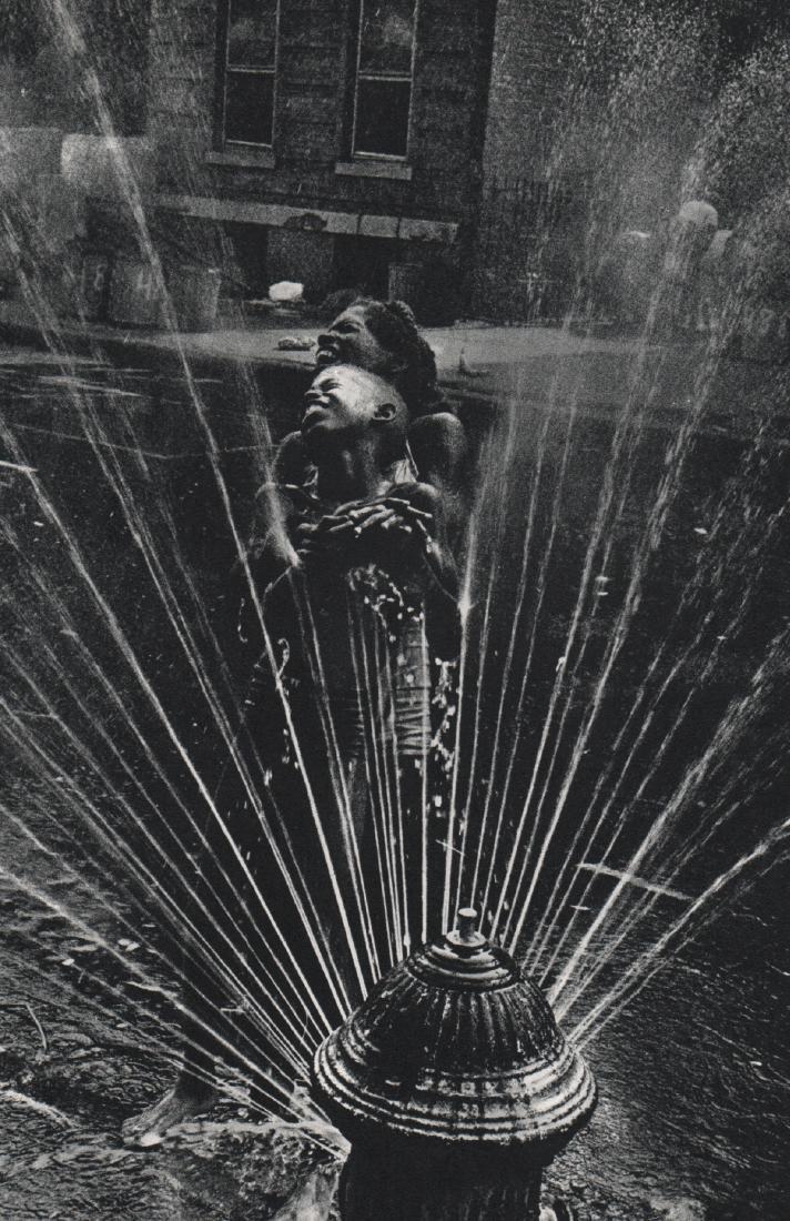 LEONARD FREED - Harlem 1967