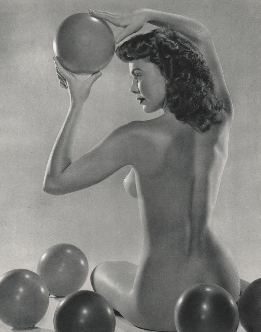 THEDA and EMERSON HALL - Nude