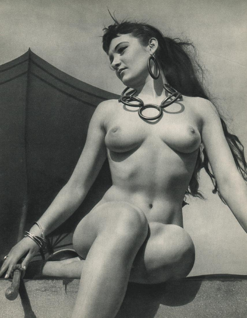 SERGE JACQUES - Nude