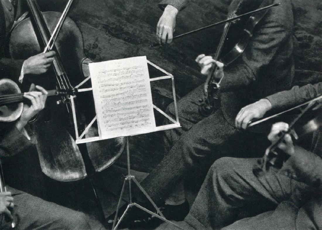 ANDRE KERTESZ - Quartet 1926