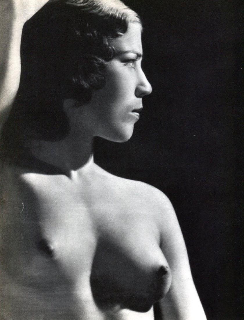 MAN RAY -  Nude