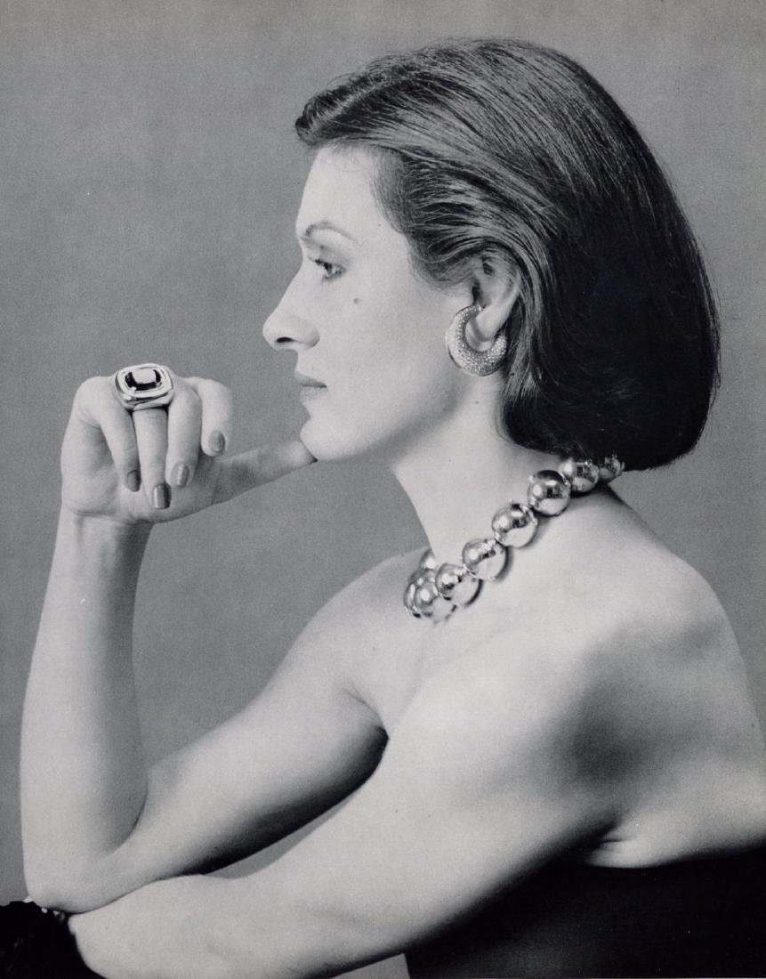 ROBERT MAPPLETHORPE - Paloma Picasso, 1980
