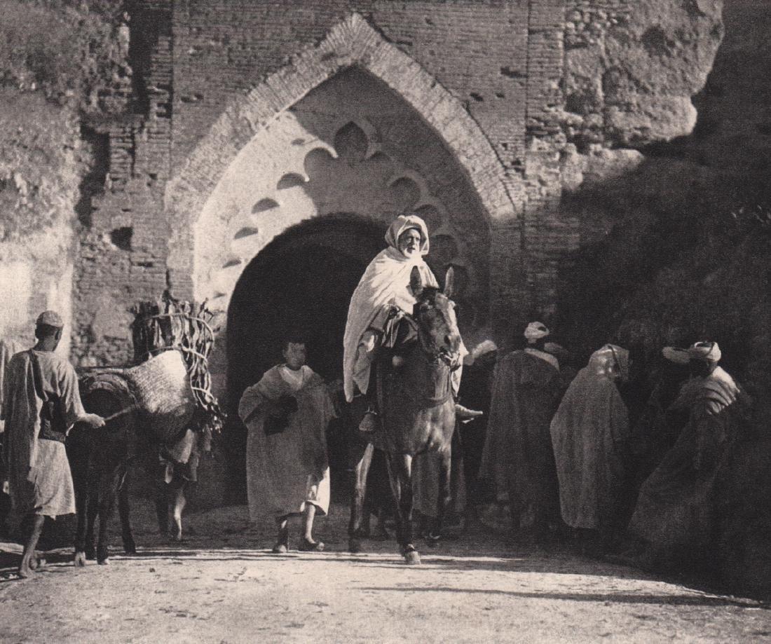 JAMES McKISSACK - A Gateway of Fez