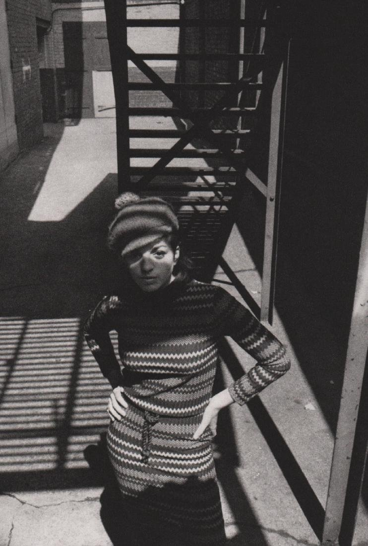 DUANE MICHALS - Liza Minelli 1969