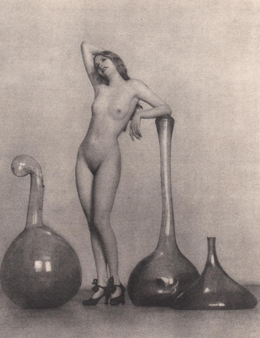 WILLIAM MORTENSEN - Nude Study