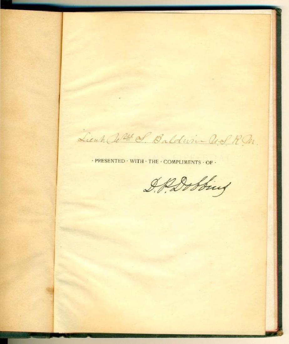 1886 David Porter Dobbins Life Boat US Life Saving Book - 2