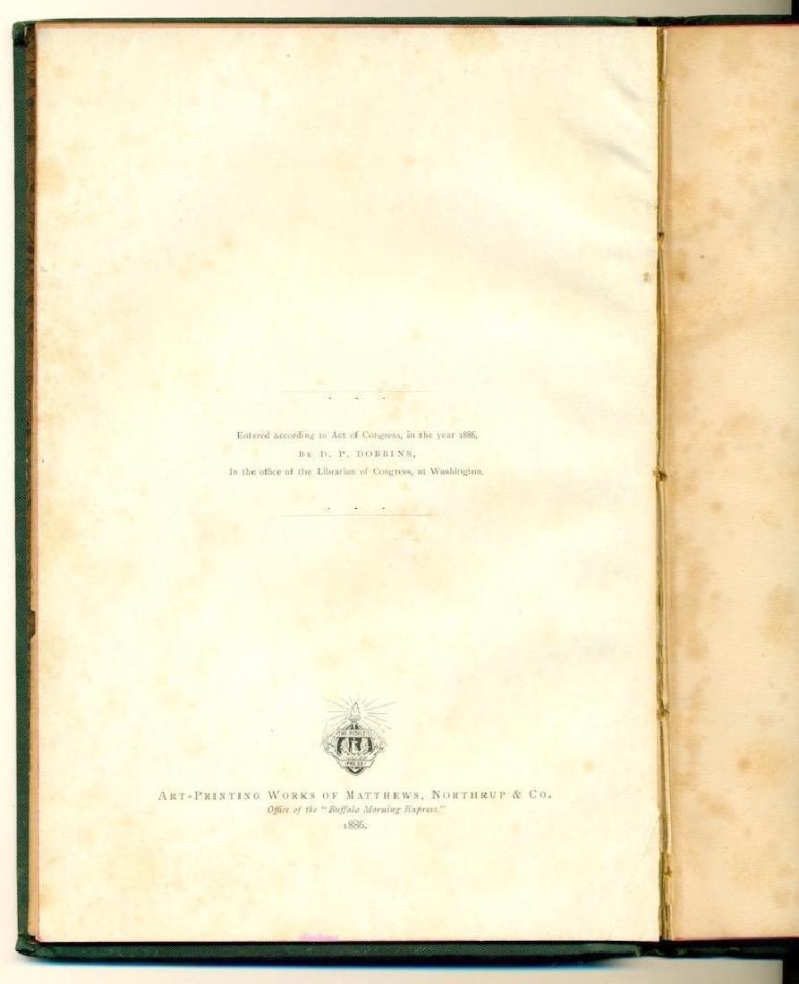 1886 David Porter Dobbins Life Boat US Life Saving Book - 3