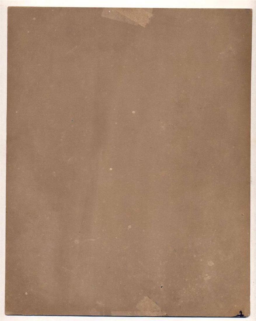 1860 Occupational Portrait, Senior Surveyor Compass - 3