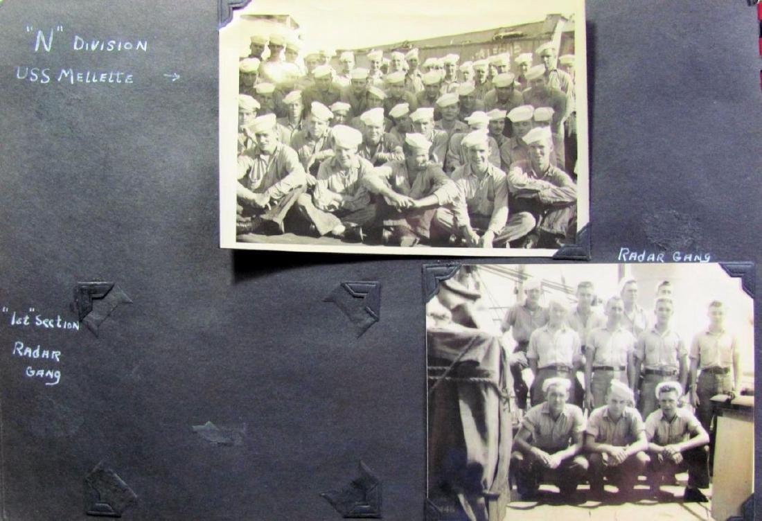 WWII Navy Archive Iwo Jima Transcript 300 Piece Lot - 7