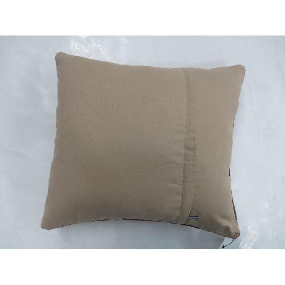 Turkish Boho Chic Deco Rug Pillow 1.8x1.6 - 3