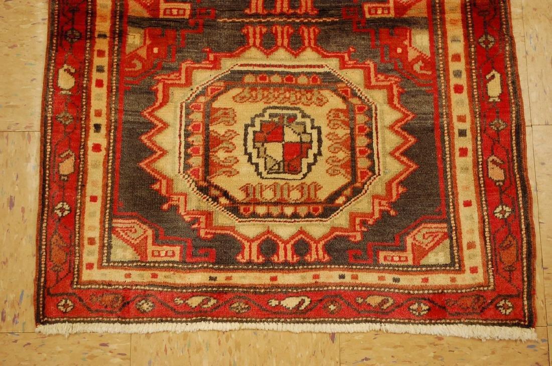 Shirvan Kazak Design Caucasian Rug 2.5x3.6 - 2
