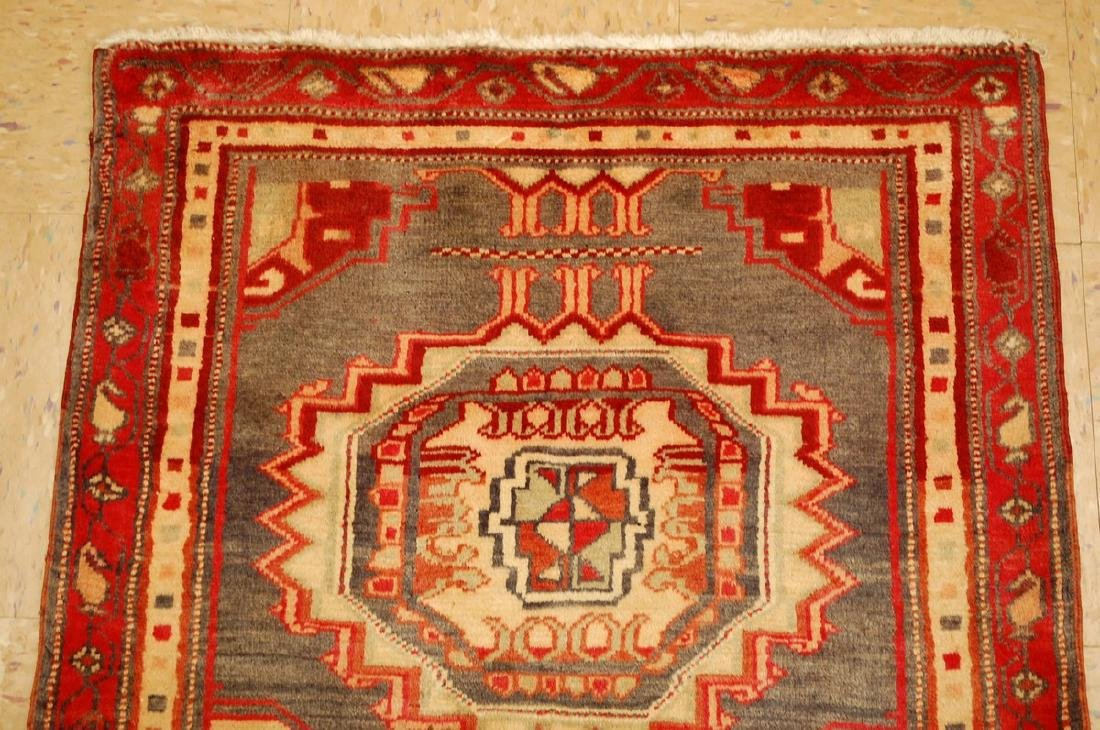 Shirvan Kazak Design Caucasian Rug 2.5x3.6 - 3