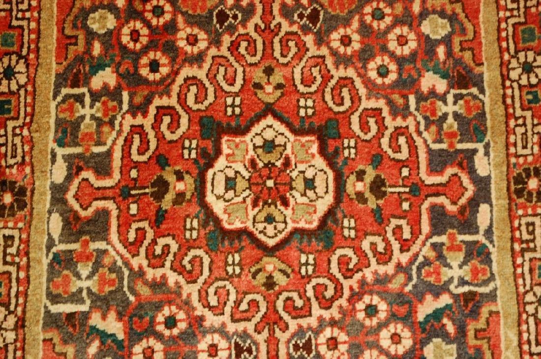 Persian Sarouk Rug 2.1x3.1 - 4
