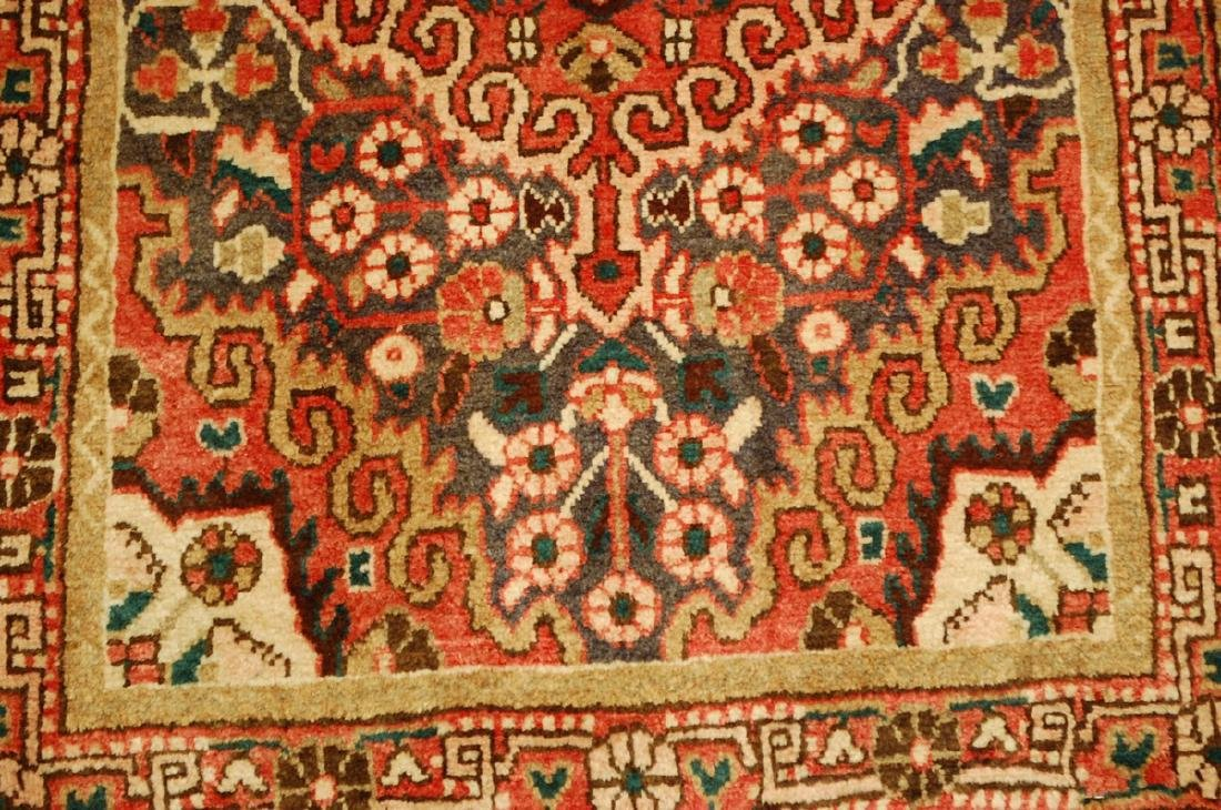 Persian Sarouk Rug 2.1x3.1 - 5