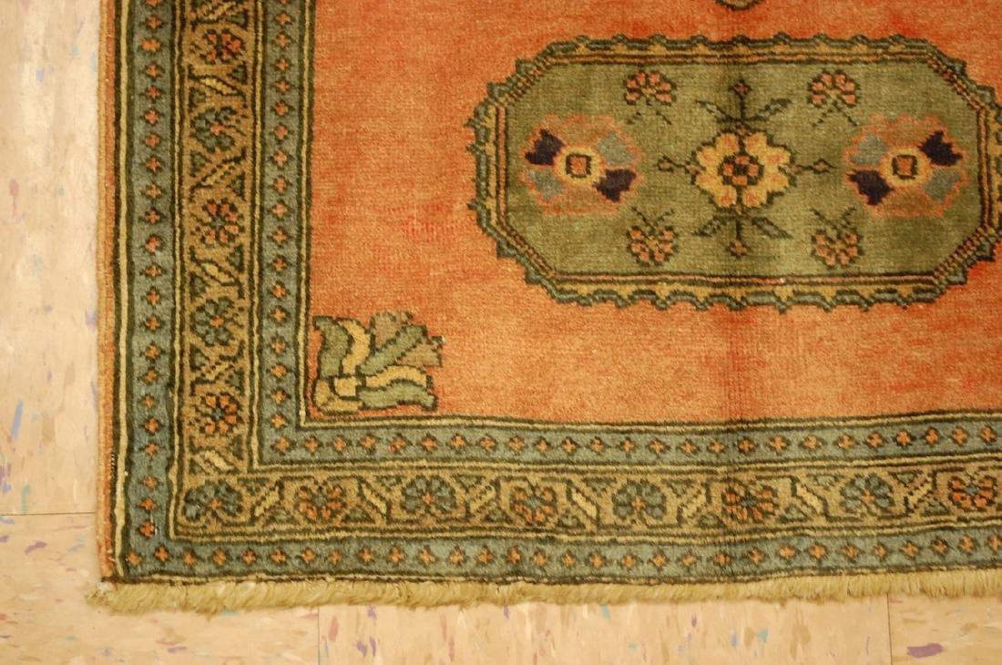 Shirvan Kazak Design Caucasian Rug 2.5x3.5 - 3
