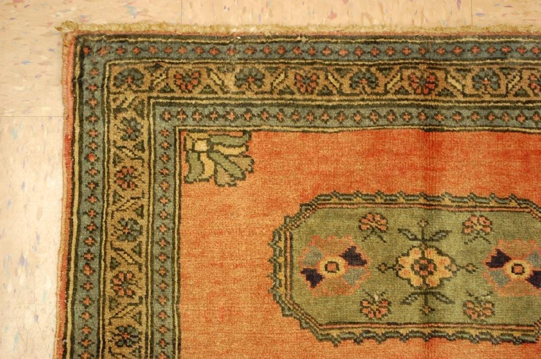 Shirvan Kazak Design Caucasian Rug 2.5x3.5 - 4
