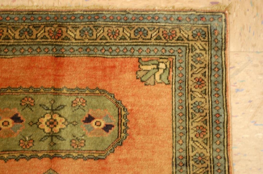 Shirvan Kazak Design Caucasian Rug 2.5x3.5 - 5