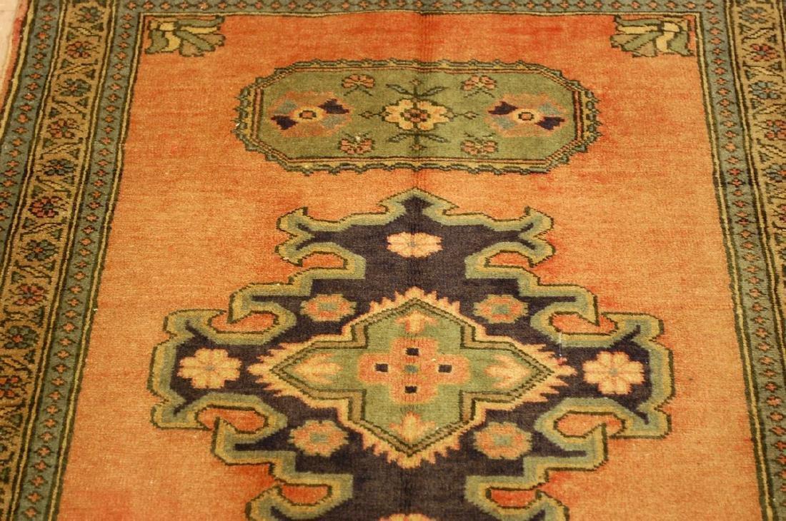Shirvan Kazak Design Caucasian Rug 2.5x3.5 - 6