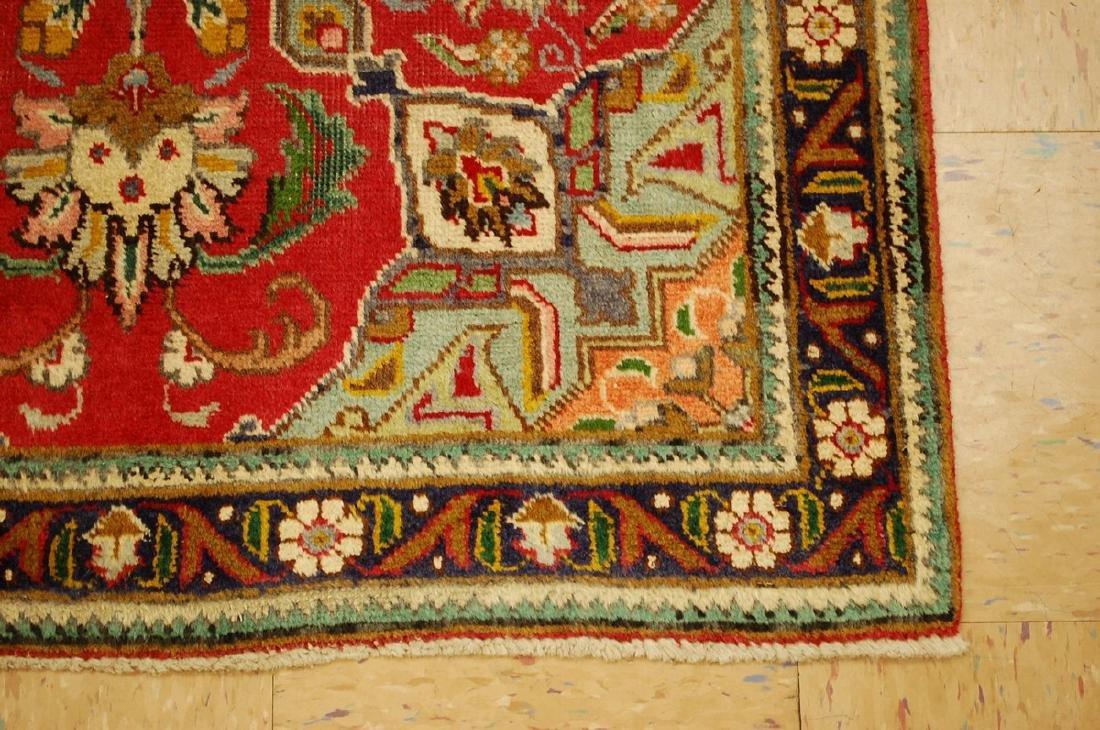 Persian Tabriz Rug 3.3x4.7 - 2