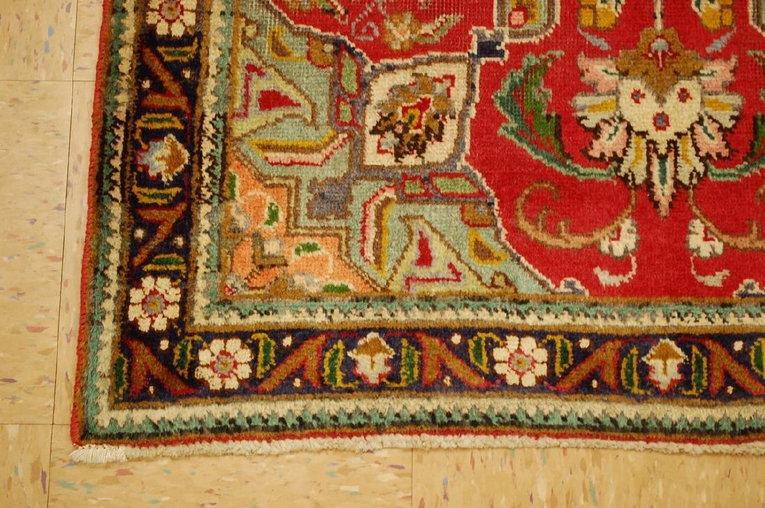Persian Tabriz Rug 3.3x4.7 - 3