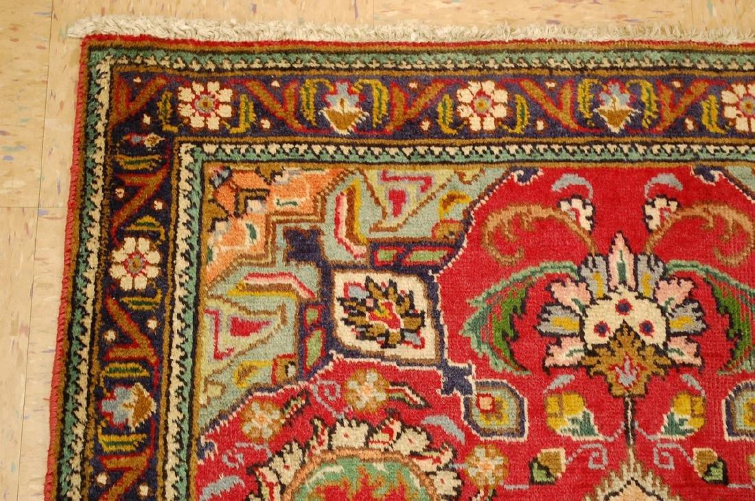 Persian Tabriz Rug 3.3x4.7 - 4