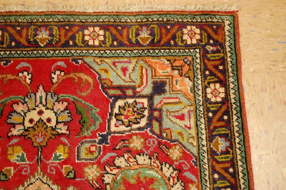 Persian Tabriz Rug 3.3x4.7 - 5