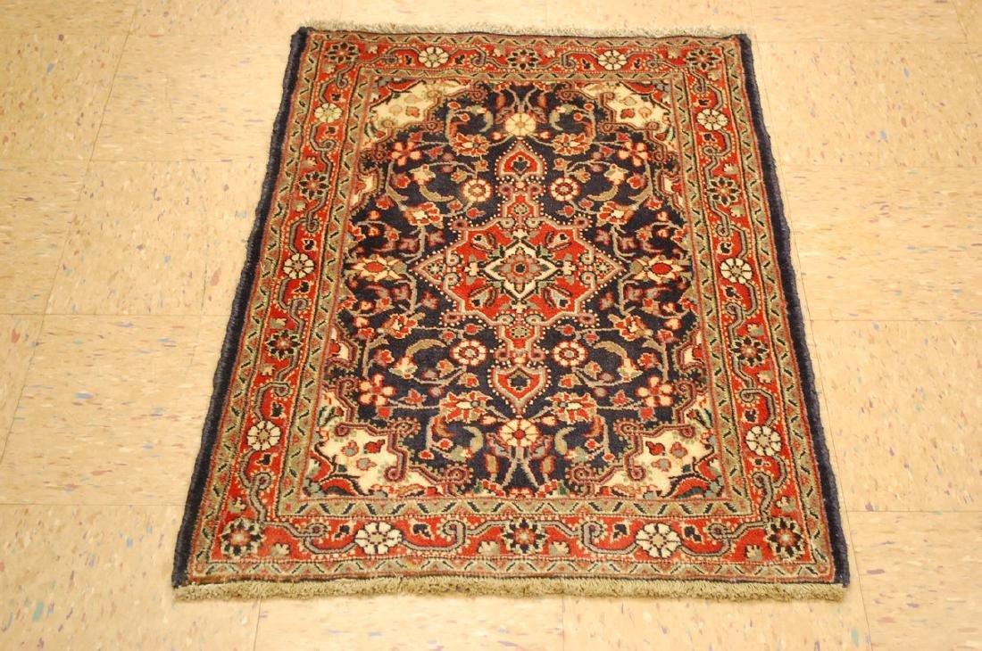 Persian Sarouk Rug 2.3x3.4