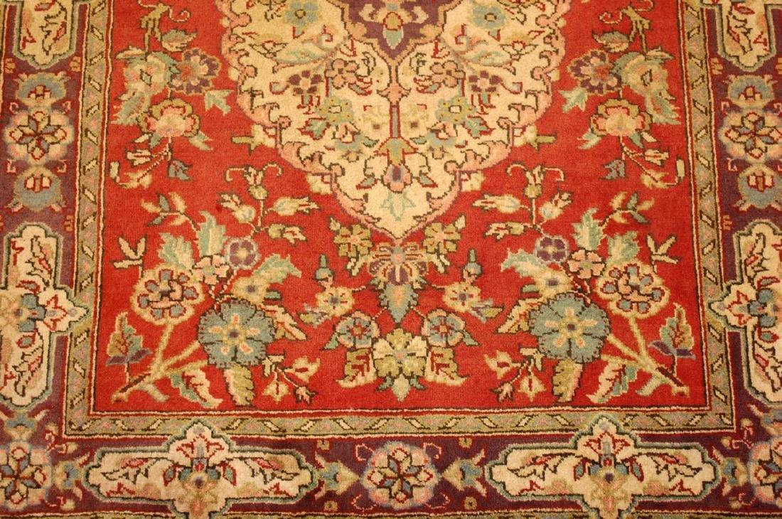 Persian Bijar Rug 3.6x4.1 - 6