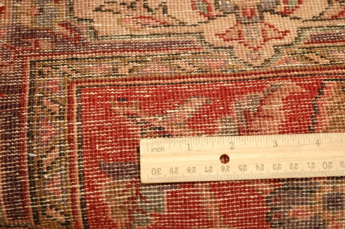 Persian Bijar Rug 3.6x4.1 - 7