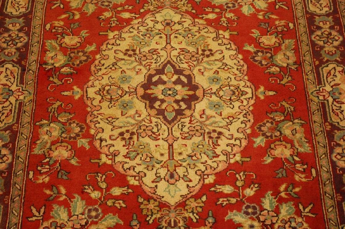 Persian Bijar Rug 3.6x4.1 - 8