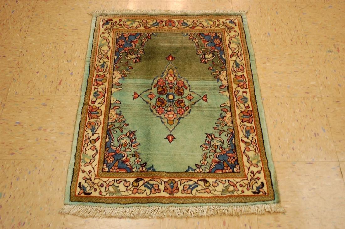 Persian Sarouk Rug 2.4x3.4